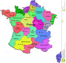 Map Of Brittany France by Map Of France Download Travel