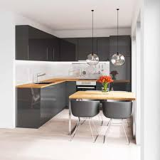 black kitchen cabinets in a small kitchen 40 sleek black kitchen ideas and cabinets 2021 photos