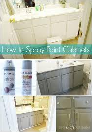 paint bathroom vanity ideas spray paint bathroom vanity home design ideas and inspiration