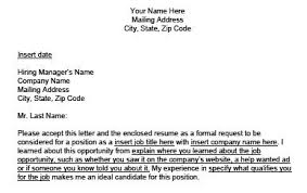 how to type cover letter how write a cover letter michael resume
