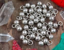 sterling silver bell etsy