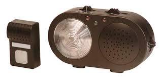 visual phone ringer light telephone flashing light vibration loud ringer for deaf