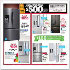 black friday french door refrigerator hh gregg black friday ad 2015