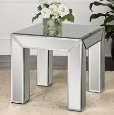 Square Accent Table Minimalist Mirrored Accent Table Mirrored Accent Table Is