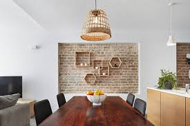 The Dining Rooms Bold And Inventive Dining Rooms With Brick Walls
