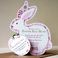 E Card Invites Enchanting Easter Egg Hunt Invitation E Card Design Idea With Pink