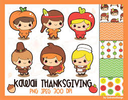 50 thanksgiving clipart thanksgiving clip kawaii
