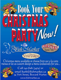 book your christmas party now ottawa christmas guide