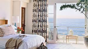 soothing beachy bedrooms coastal living