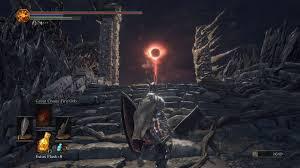 Two Dark Ui - debating dark souls 3 vs bloodborne game wisdom