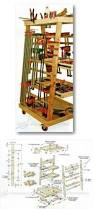 Wood Storage Rack Woodworking Plans by 1353 Best Shop Organization U0026 Storage Images On Pinterest