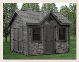 Gable Dormer Windows Cape Cod Cabin Shed With Reversed Gable Dormers And Diamond Window