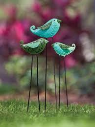 birds garden stakes ornamental garden stakes gallery ahigo net
