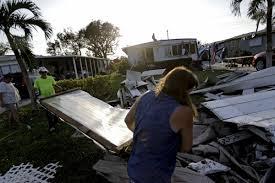 seniors fight post hurricane heat in florida news