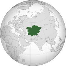 Blank Map Of Central Asia by Central Asia Wikipedia