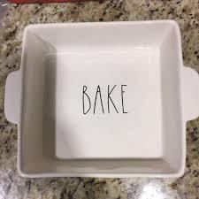 rae dunn bake dish mercari buy u0026 sell things you love
