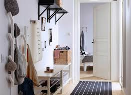ikea hallway small hallway chairs storage bench seat for image of narrow