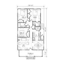 apartments bungalow with garage house plans hinton i bungalow