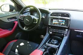 2017 jaguar f pace configurations 2017 jaguar f pace s review autoguide com news