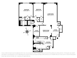 classic 6 floor plan 6 west 77th street 7b upper west side stribling associates
