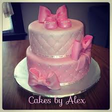 baby shower cakes for a girl pink glitter baby shower girl cake party xyz