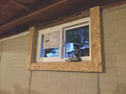 Concrete Block Home Designs How To Secure Basement Windows Home Design Inspirations