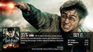 Harry Potter Movies by Harry Potter And The Deathly Hallows U2013 Part 2 2011 Dave