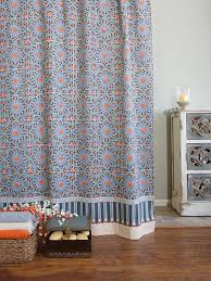 Moroccan Inspired Curtains 18 Best Print Mosaique Bleue Images On Pinterest Moroccan