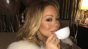 Mariah Meme - mariah carey spilling tea becomes first meme of 2018 youtube