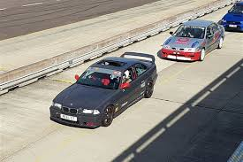 bmw e36 car bmw e36 m3 evo track day car hire from trackdays co uk