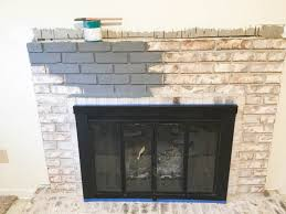 100 are brick fireplaces outdated brick fireplace paint