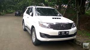 toyota amerika 2013 toyota fortuner g a t vnt turbo start up u0026 in depth review