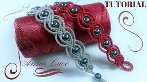 bracelet tutorials youtube images Macrame bracelet tutorials quot tiziana quot diy tutorial step by step jpg