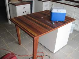target kitchen island ideas in a table as a kitchen island my home design journey