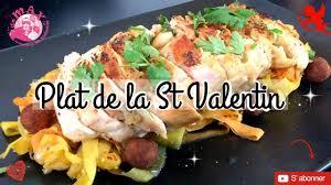 plat facile a cuisiner et rapide plat de la st valentin facile rapide et excellent recette simple