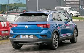volkswagen is already testing a hotter version of its compact