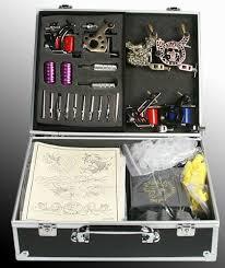 eagle view tattoo machine lights amazon com 6 gun tattoo machine kit tattoo gun kit by jrfoto s t06