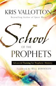 of the prophets advanced training for prophetic ministry