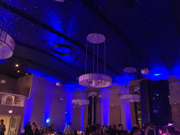 Starry Night Ceiling by Starry Night Wedding Reception Lighting Ron Carpenito Entertainment