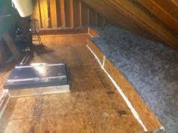 insulated torrington ct attic storage deck u0026 whole house fan
