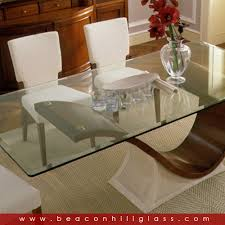cheap glass table top replacement custom glass tabletop replacement beacon hill glass