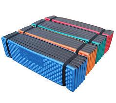 fine folding foam mattress camping seat inflatable mats portable
