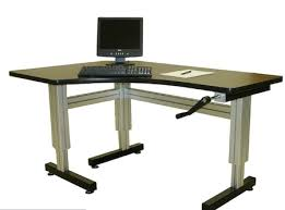 Desk Height Ergonomics Computer Desk Ergonomics Guidelines For An Ergonomic Office Desk
