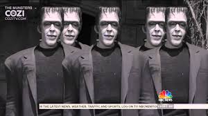 the munsters halloween costumes auto tune the munsters on the today show with kathie lee and hoda