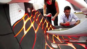 renault dezir concept renault concept dezir debuts in paris