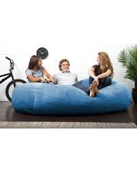 bargains 17 off lux by big joe xxl fuf ripple bean bag cobalt