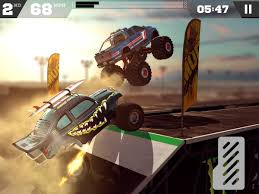 play online monster truck racing games mmx racing android apps on google play