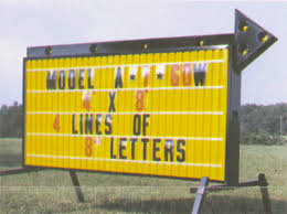 lighted message board signs flashing arrow lighted message board signs from signsbyweb