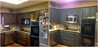 Chalk Paint On Kitchen Cabinets by Gray Chalk Paint Kitchen Cabinets U2014 Desjar Interior Chalk Paint