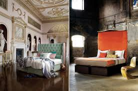 bedroom handmade luxury savoir beds with decorative ceiling also